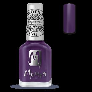 Moyra stamping nail polish Sp 04