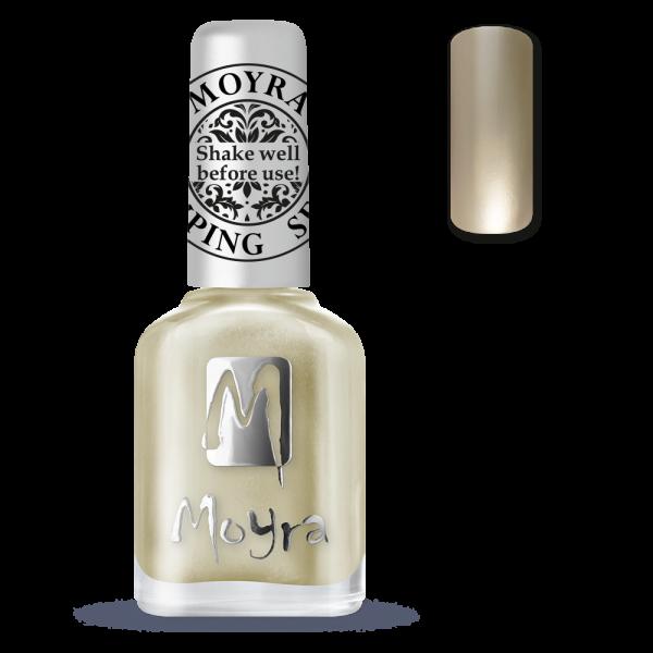 Moyra stamping nail polish Sp 09
