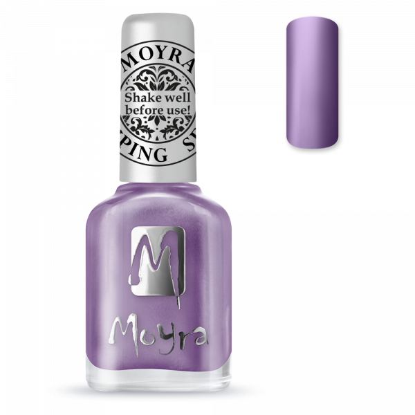 Moyra stamping nail polish Sp 11