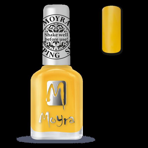 Moyra stamping nail polish Sp 12