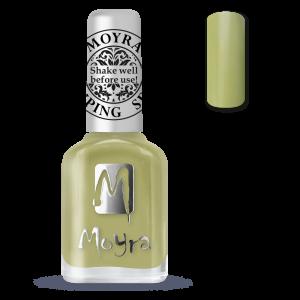 Moyra stamping nail polish Sp 15
