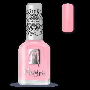 Moyra stamping nail polish Sp 19
