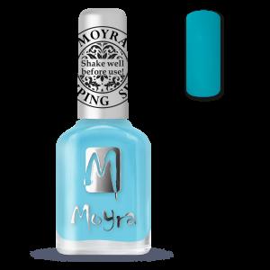 Moyra stamping nail polish Sp 22
