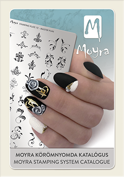 Moyra stamping system catalogue 2019
