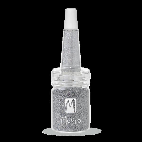 Glitter powder in bottle No. 07