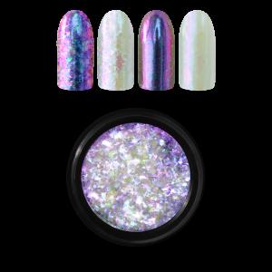 Moyra Rainbow flakes, Pink