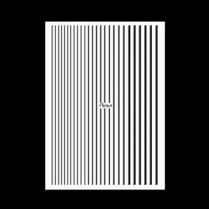 Moyra Nail art strips No. 05 Black