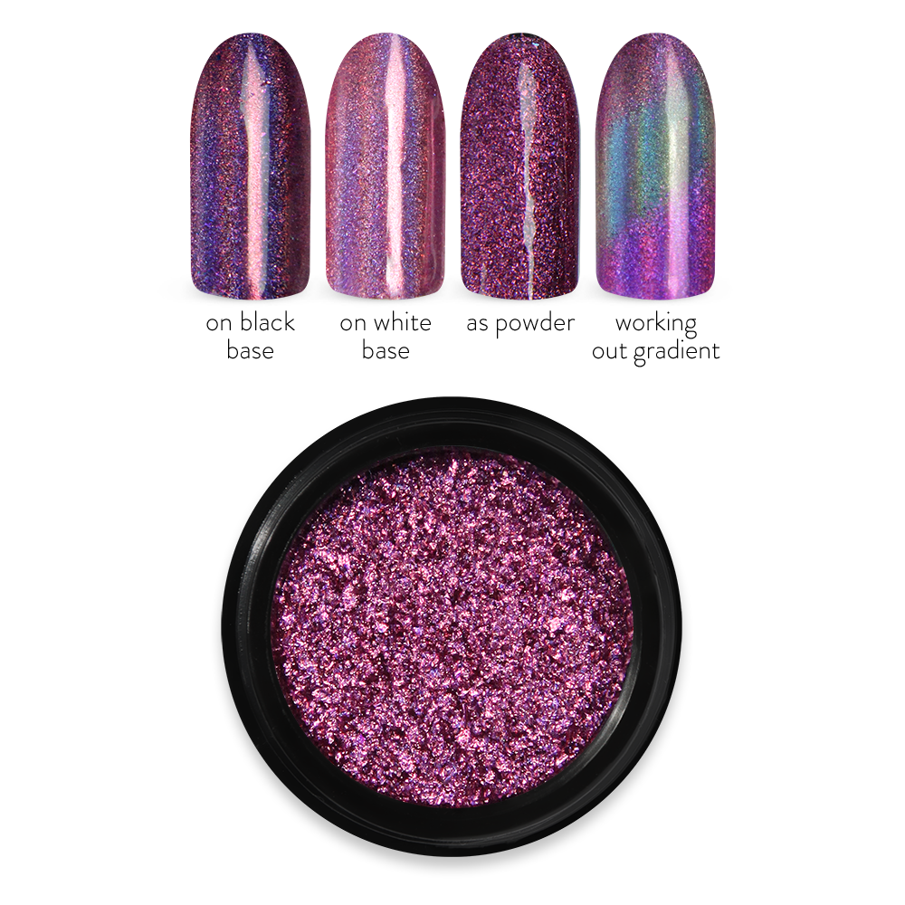 Holo Mirror powder No. 02 Rose