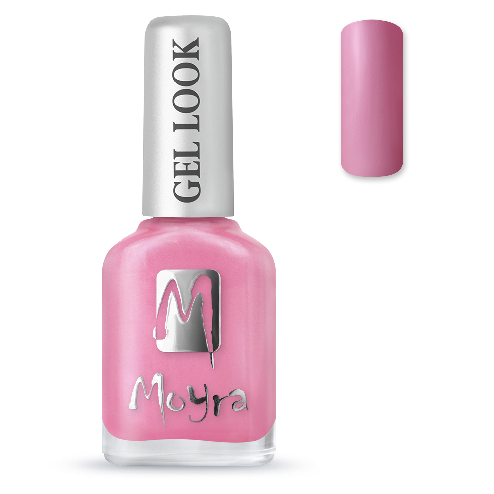 Gel Look nail polish No. 1018 Alix
