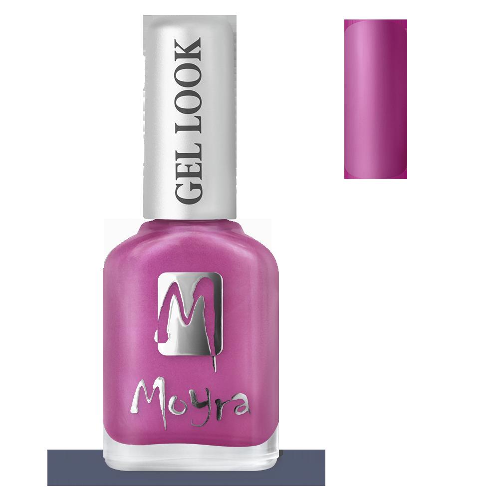 Gel Look nail polish No. 1019 Cémence
