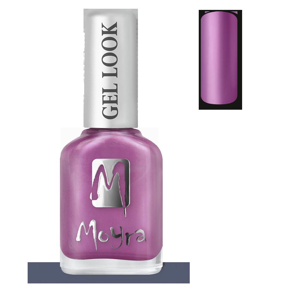 Gel Look nail polish No. 1020 Margaux