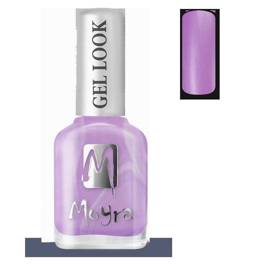 Gel Look nail polish No. 1026 Enora