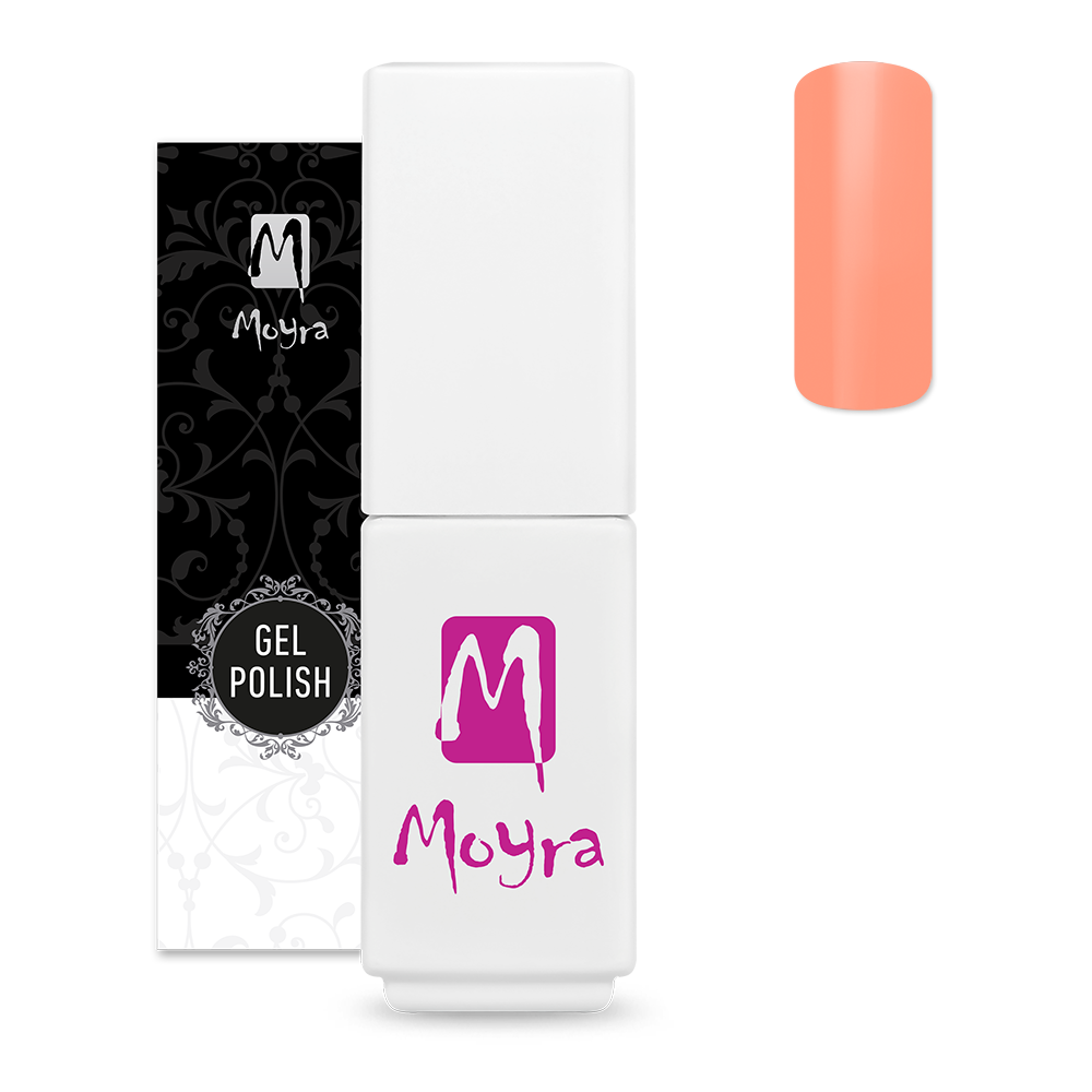 Moyra mini gel polish No. 204