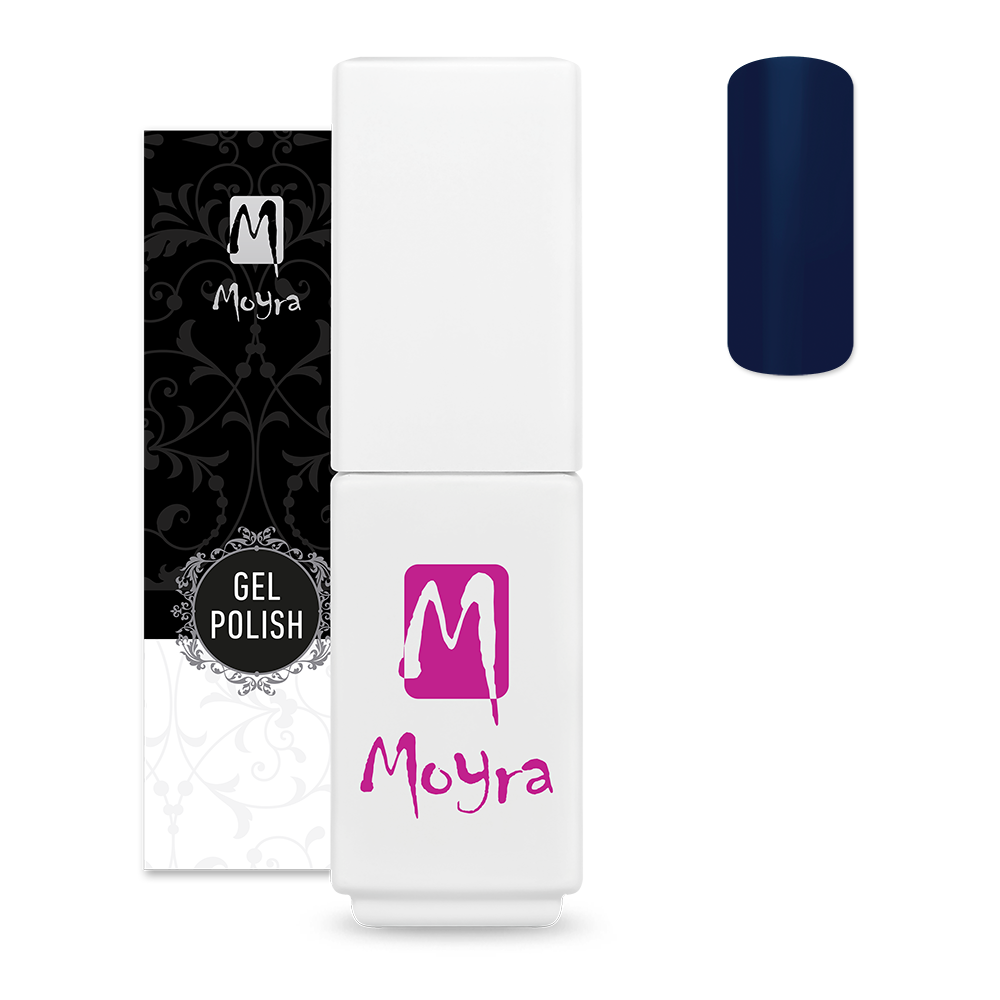 Moyra mini gel polish No. 208