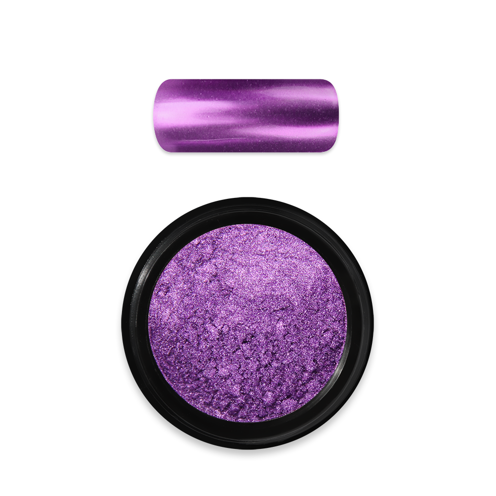 Mirror powder No. 04 Purple