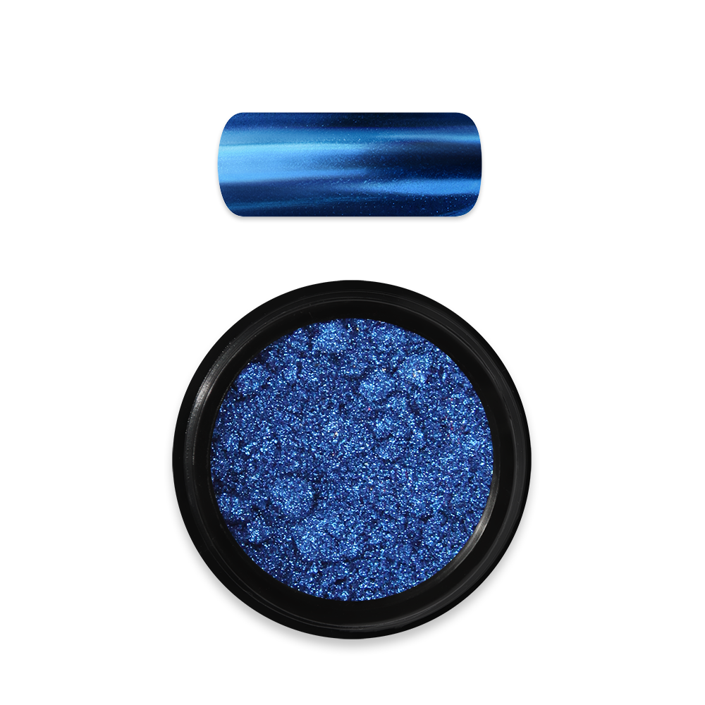 Mirror powder No. 05 Blue