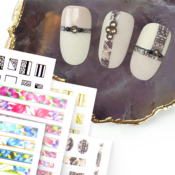 Moyra nail stickers