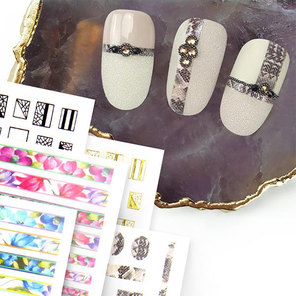 Moyra nail stickers