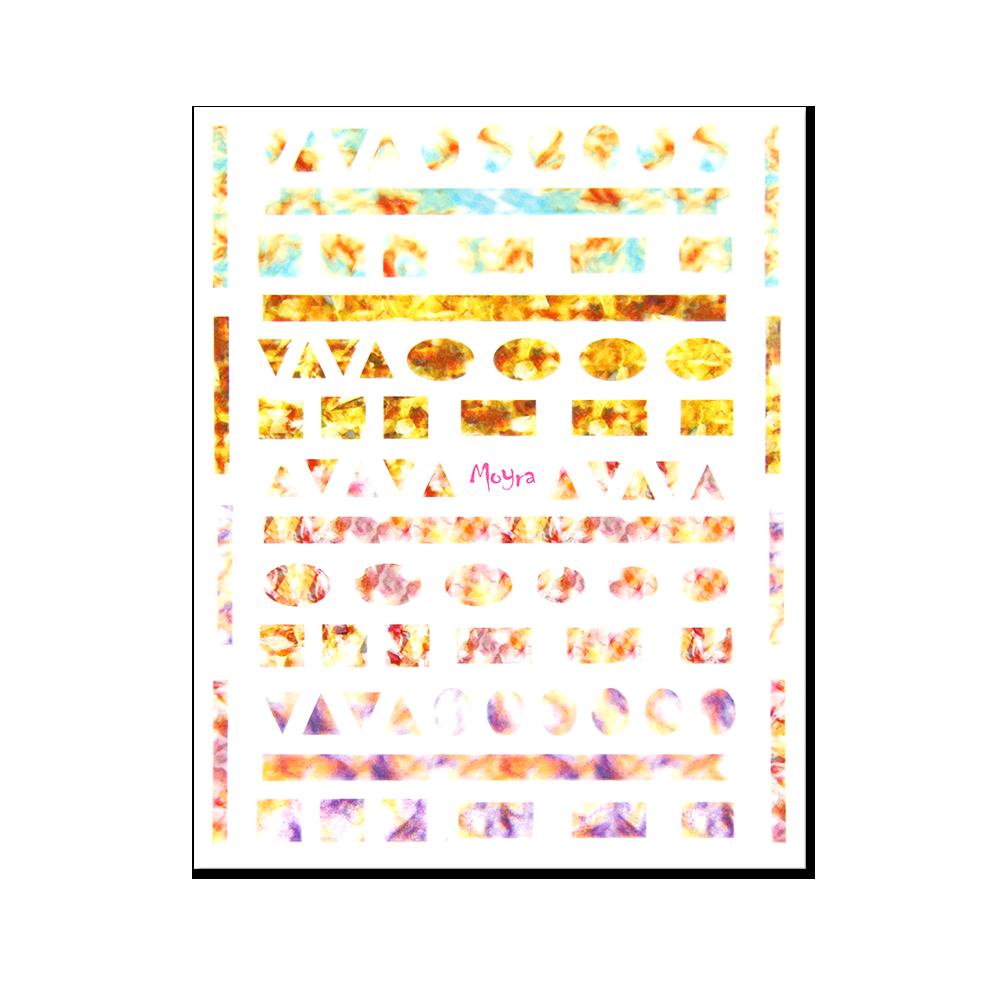 Moyra Nail art stickers No. 06