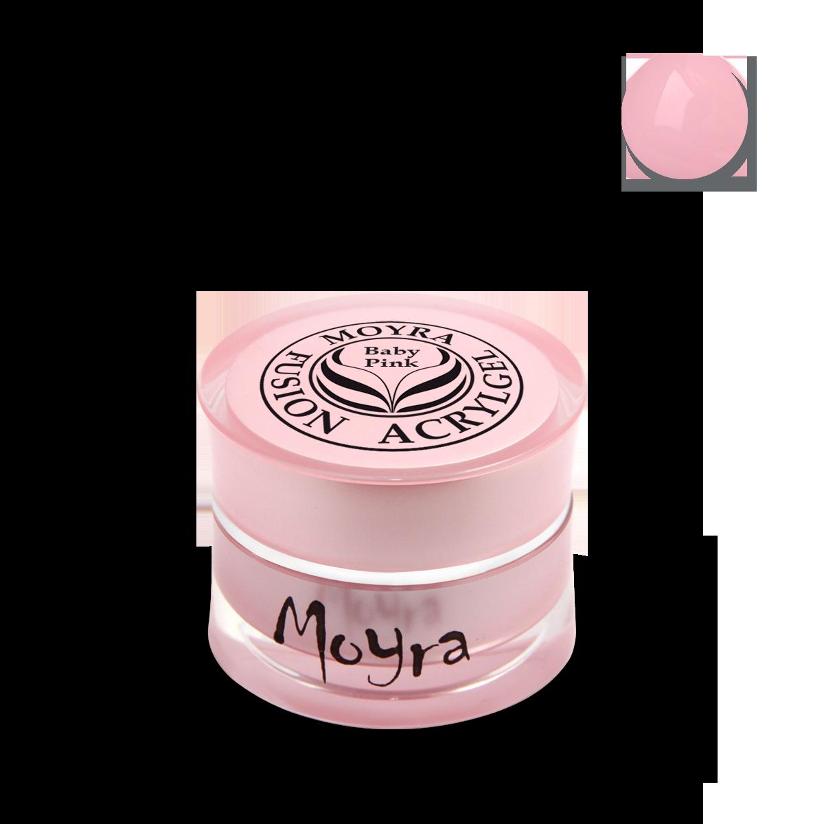 Fusion Acrylgel 5 g, Baby Pink