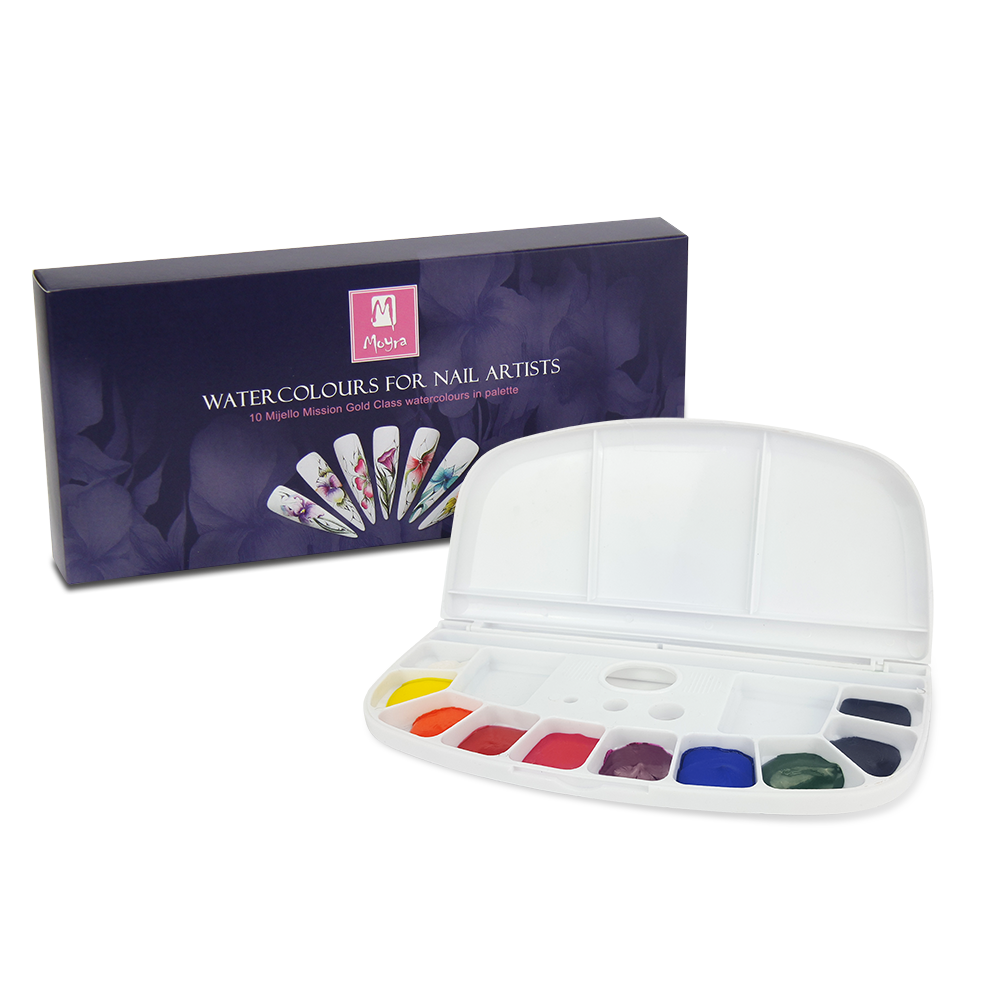 Mijello for Moyra Watercolour mini set No. 01
