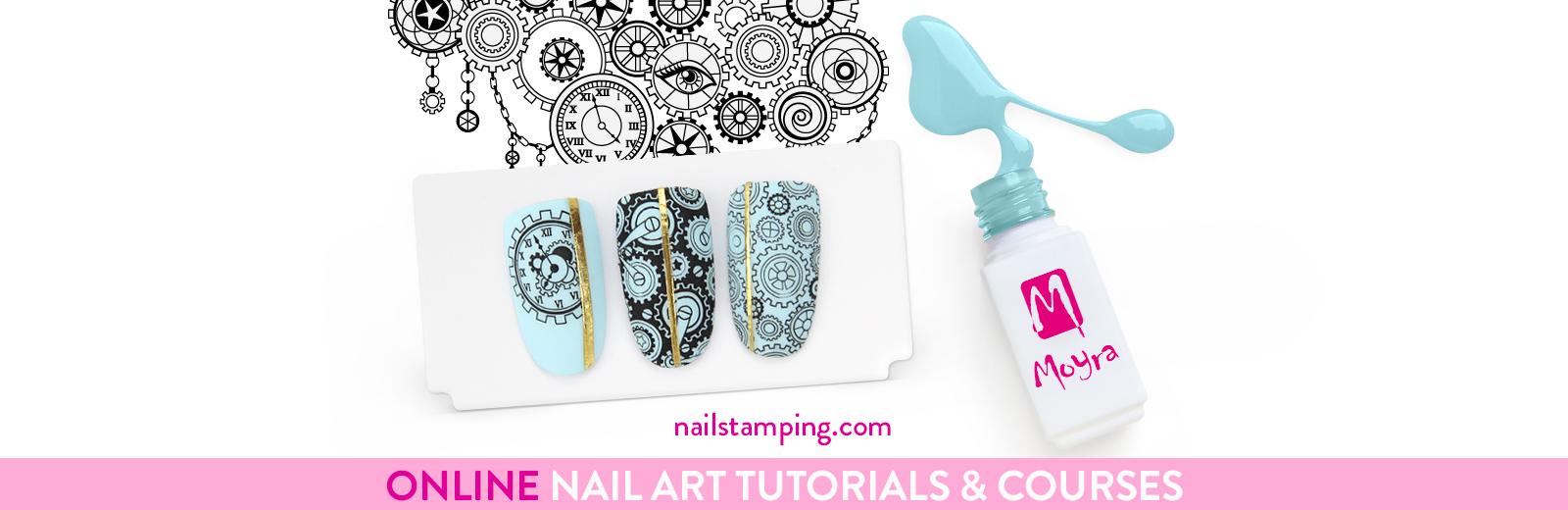 Online Nail Art Tutorials & Courses