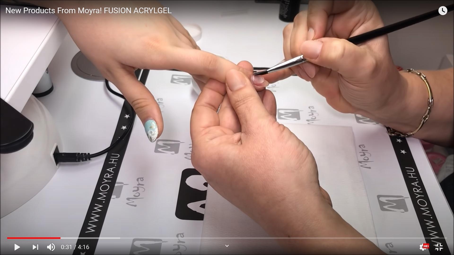 Moyra Fusion Acrylgel