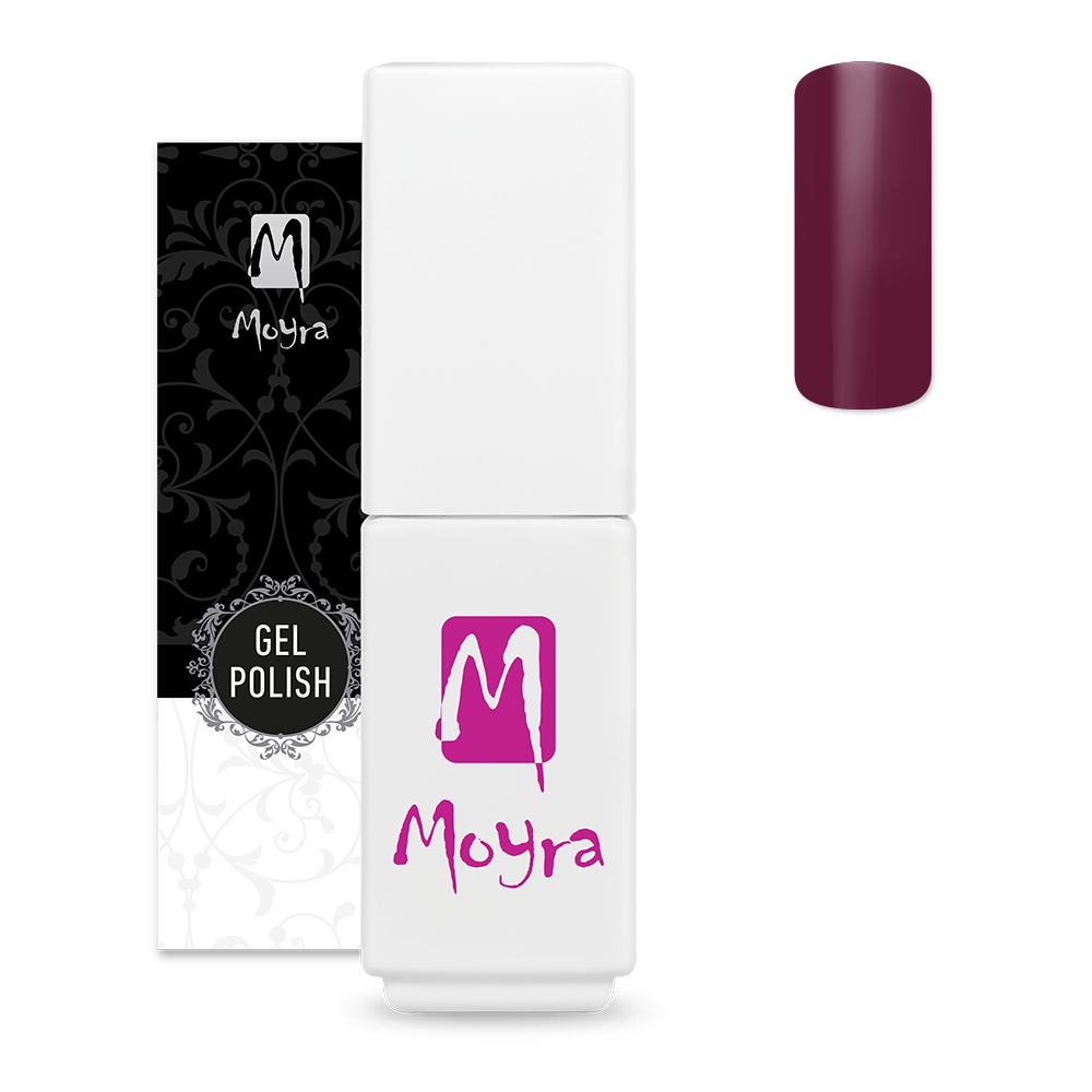 Moyra mini gel polish No. 214