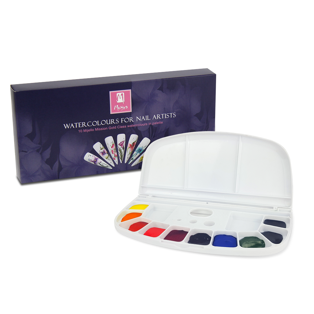 Mijello for Moyra Watercolour mini set No. 02