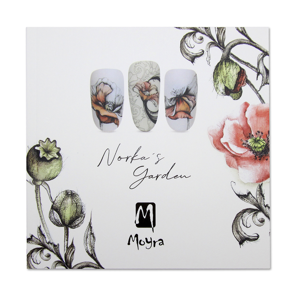 Norka's Garden - Inspirations for Nail Artists