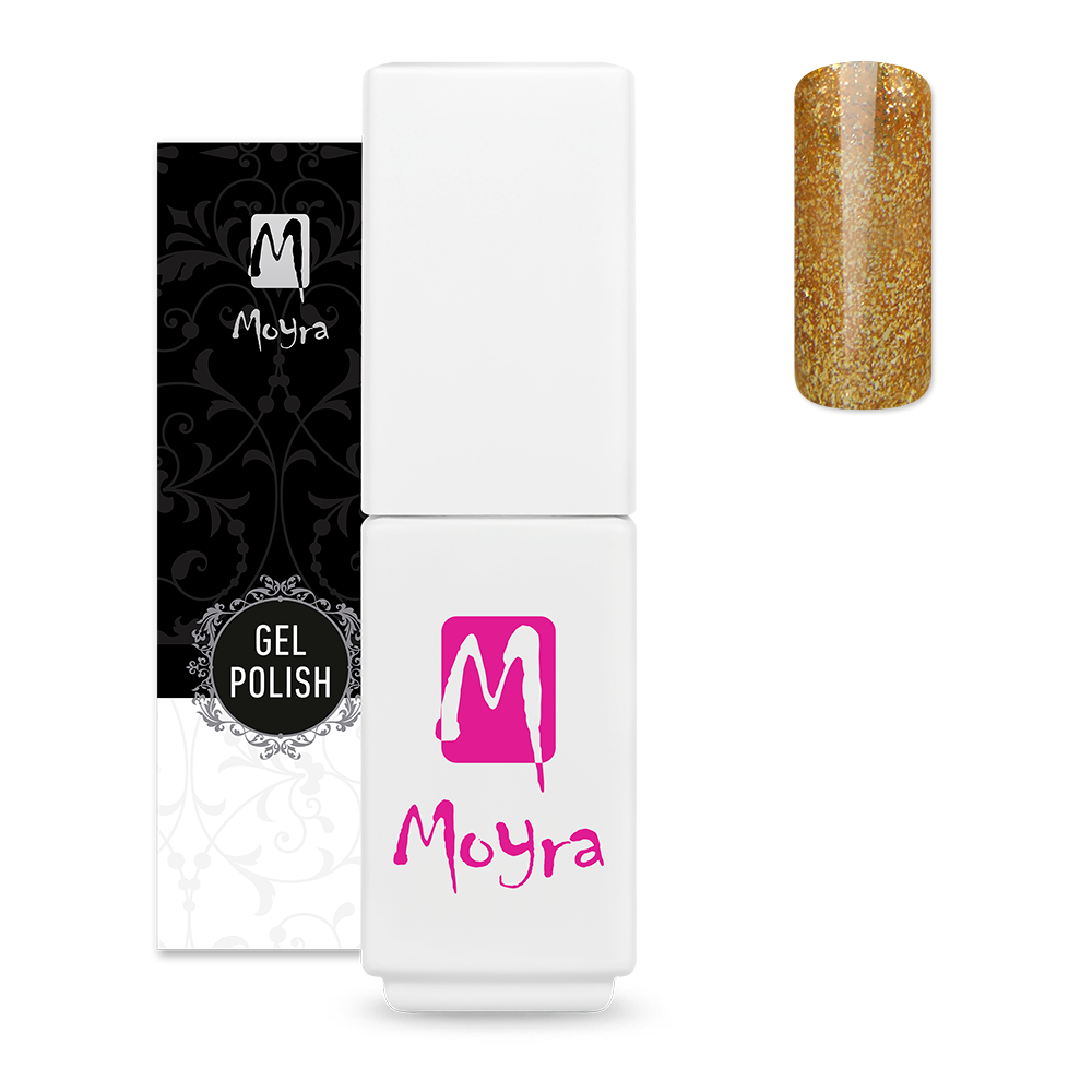 Moyra mini gel polish No. 218