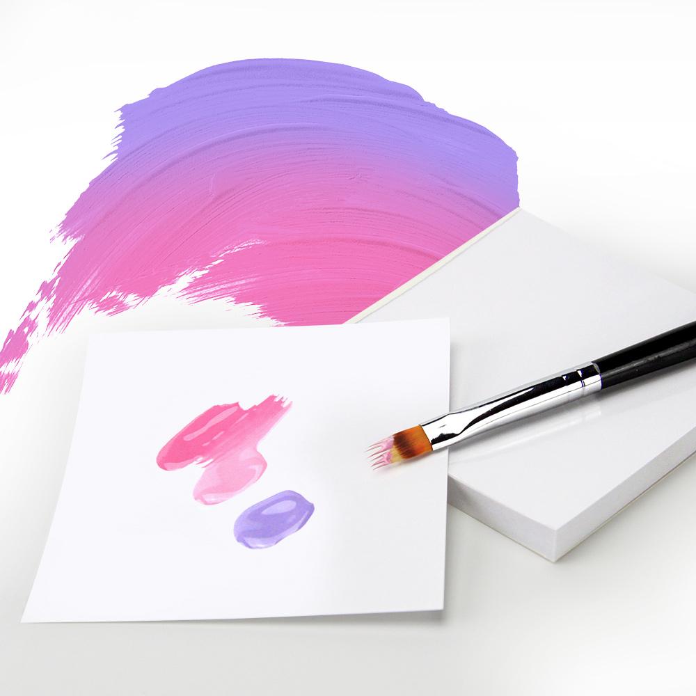 Mixing paper pad (50 sheets /pad)