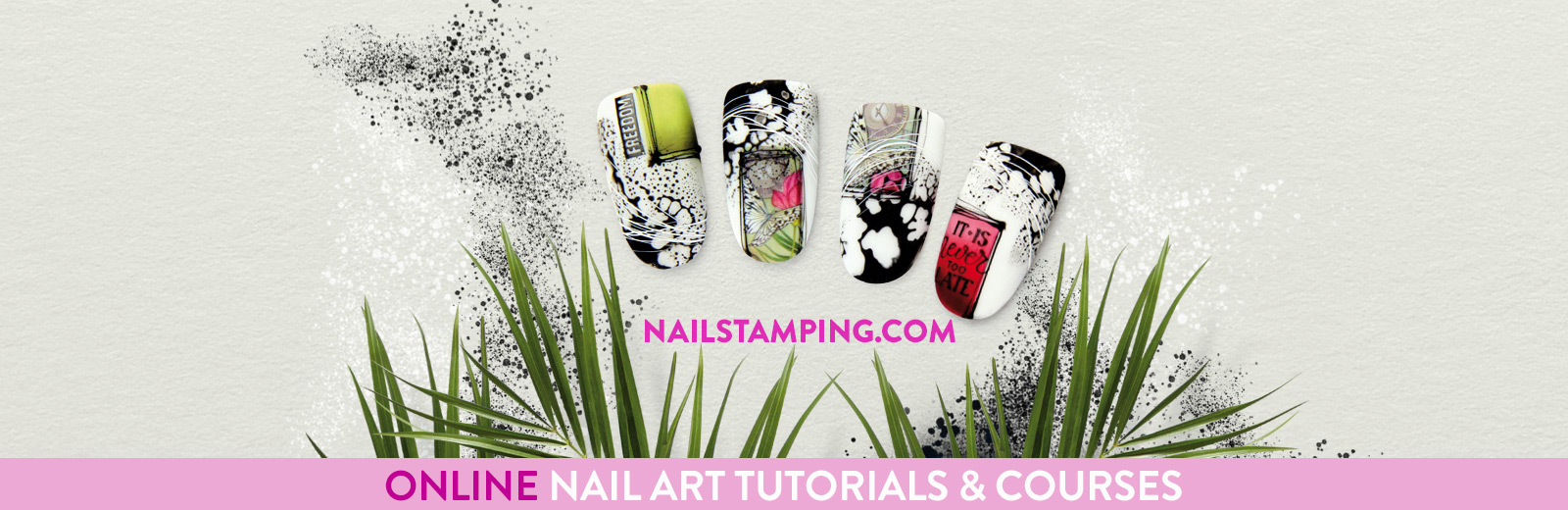 Online Nail Art Tutorials & Courses
