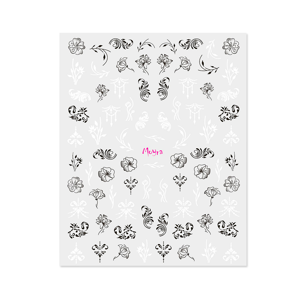 Moyra Nail stickers No. 13