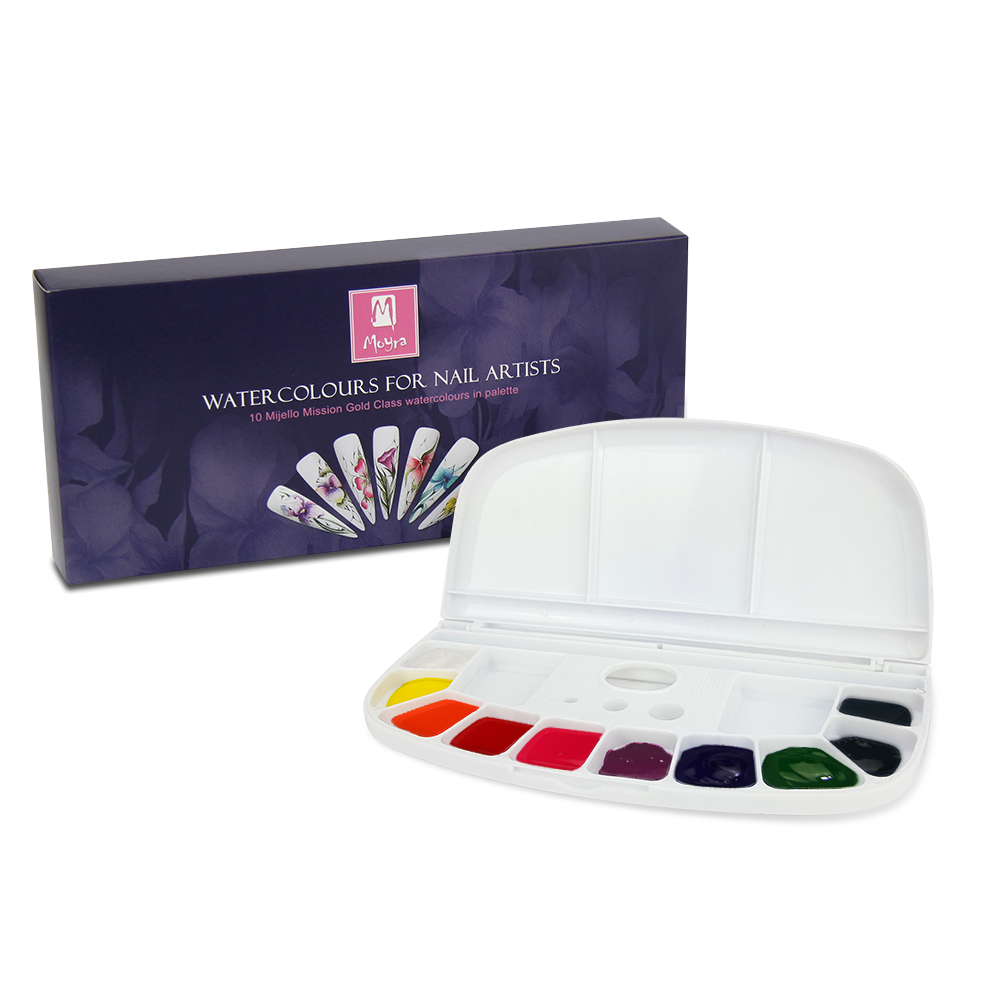 Mijello for Moyra Watercolour mini set No. 03