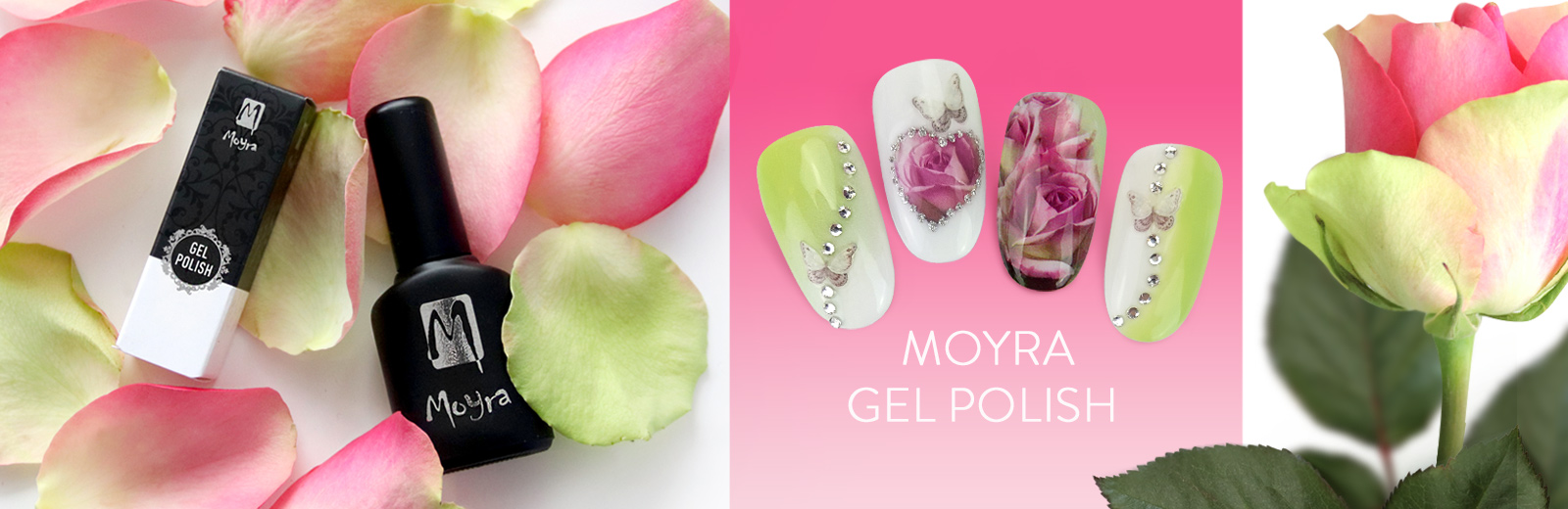 Moyra Gel Polishes