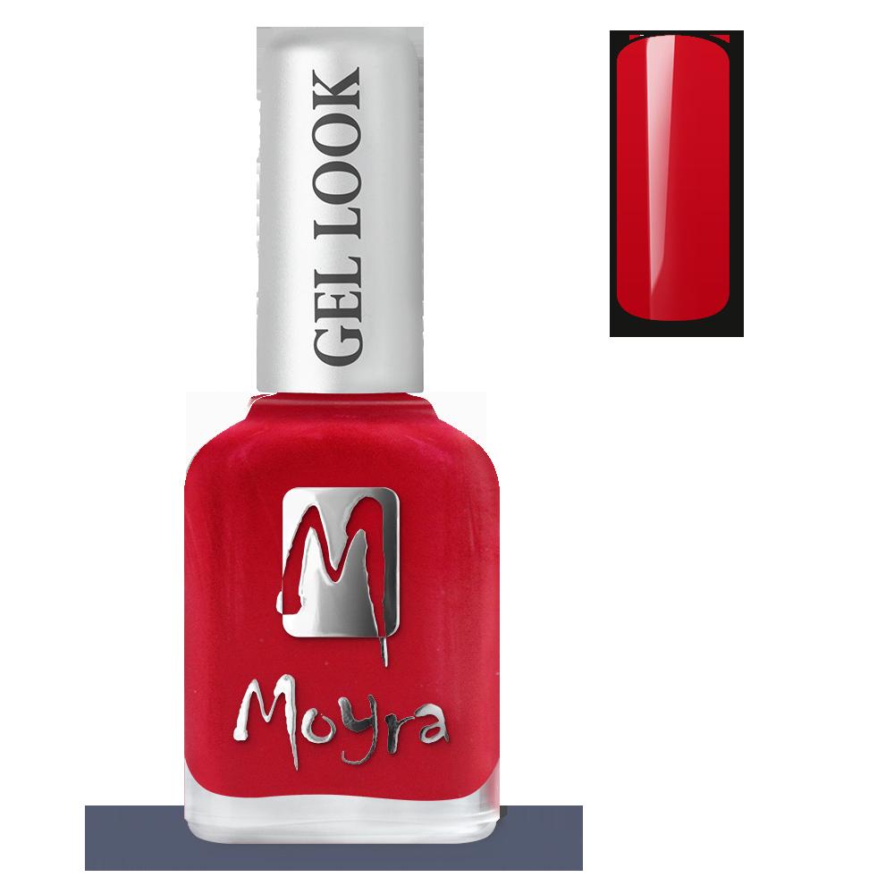 Gel Look nail polish No. 1035 Tessa