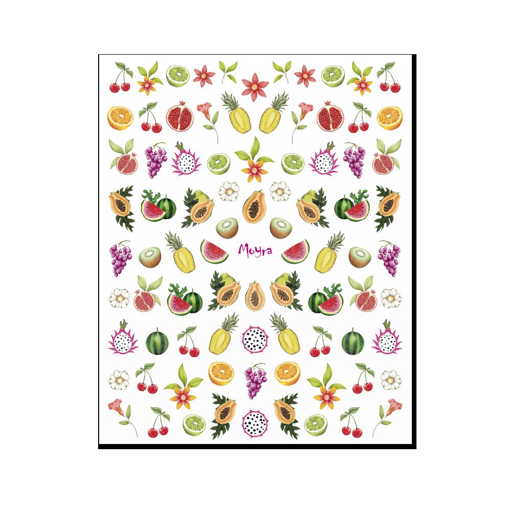 Moyra Nail stickers No. 18