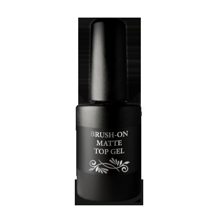 Moyra Brush-on matte top gel