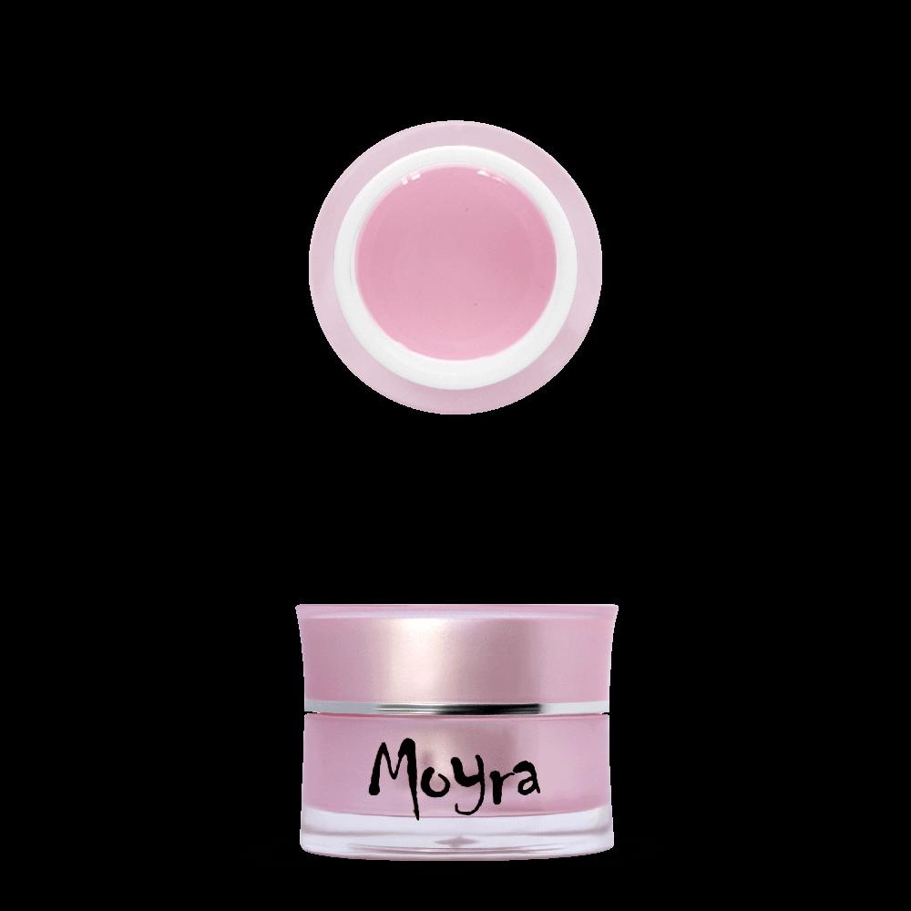 Moyra builder gel Milky pink 5 g