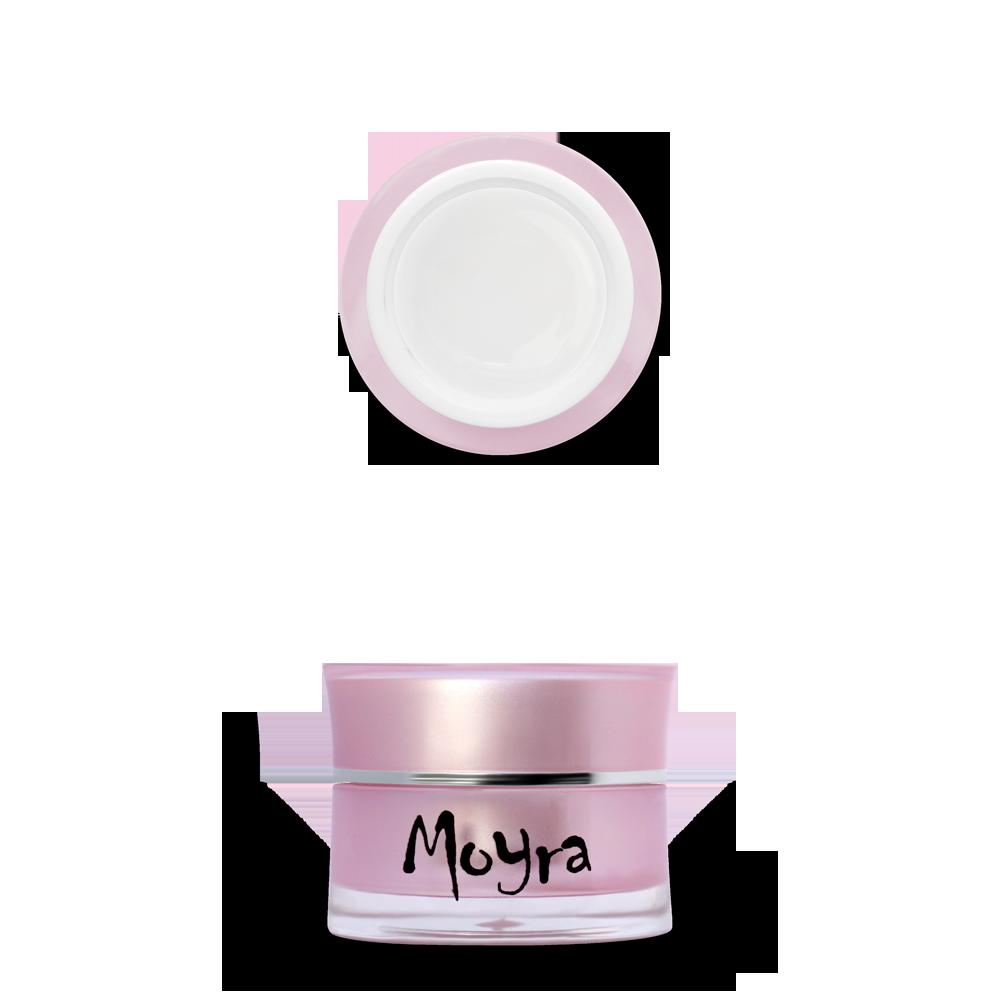 Moyra builder gel Milky white 5 g