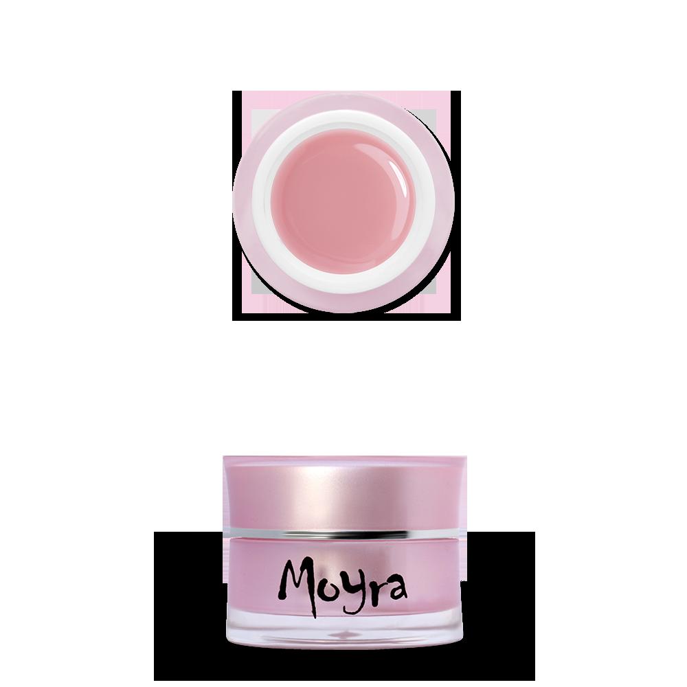 Moyra builder gel Rapid baby rose 5 g