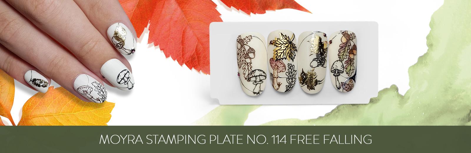 Moyra stamping plate 114 Free falling