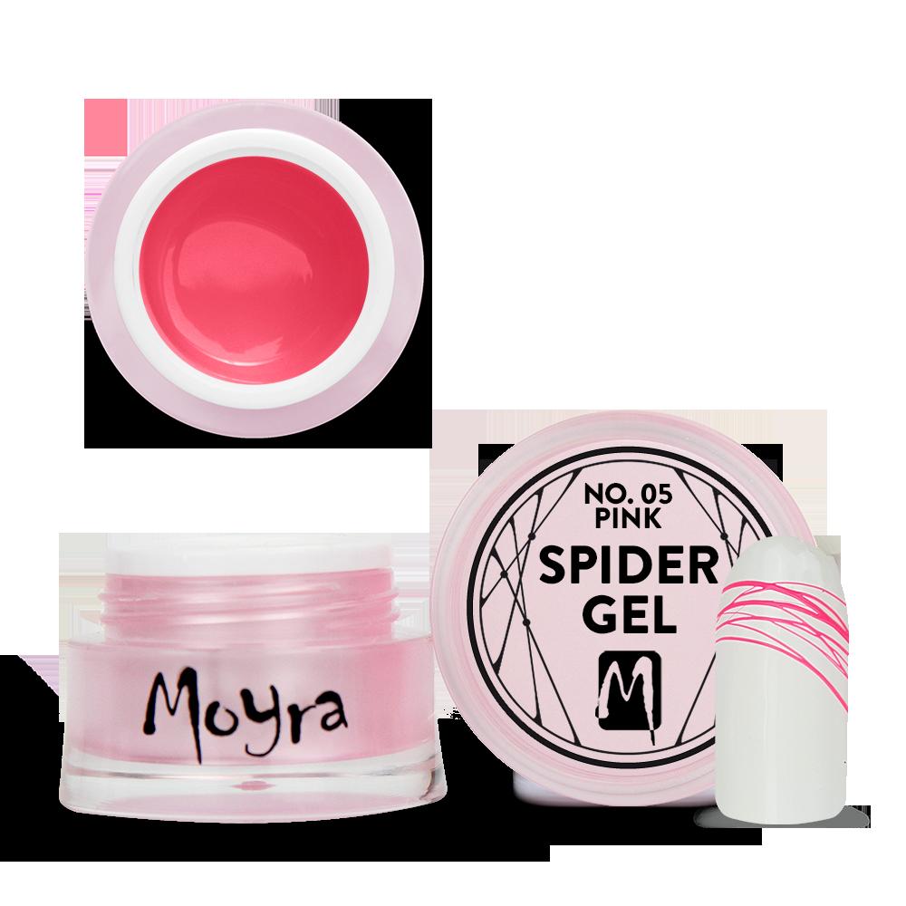 Spider gel No. 05 Pink